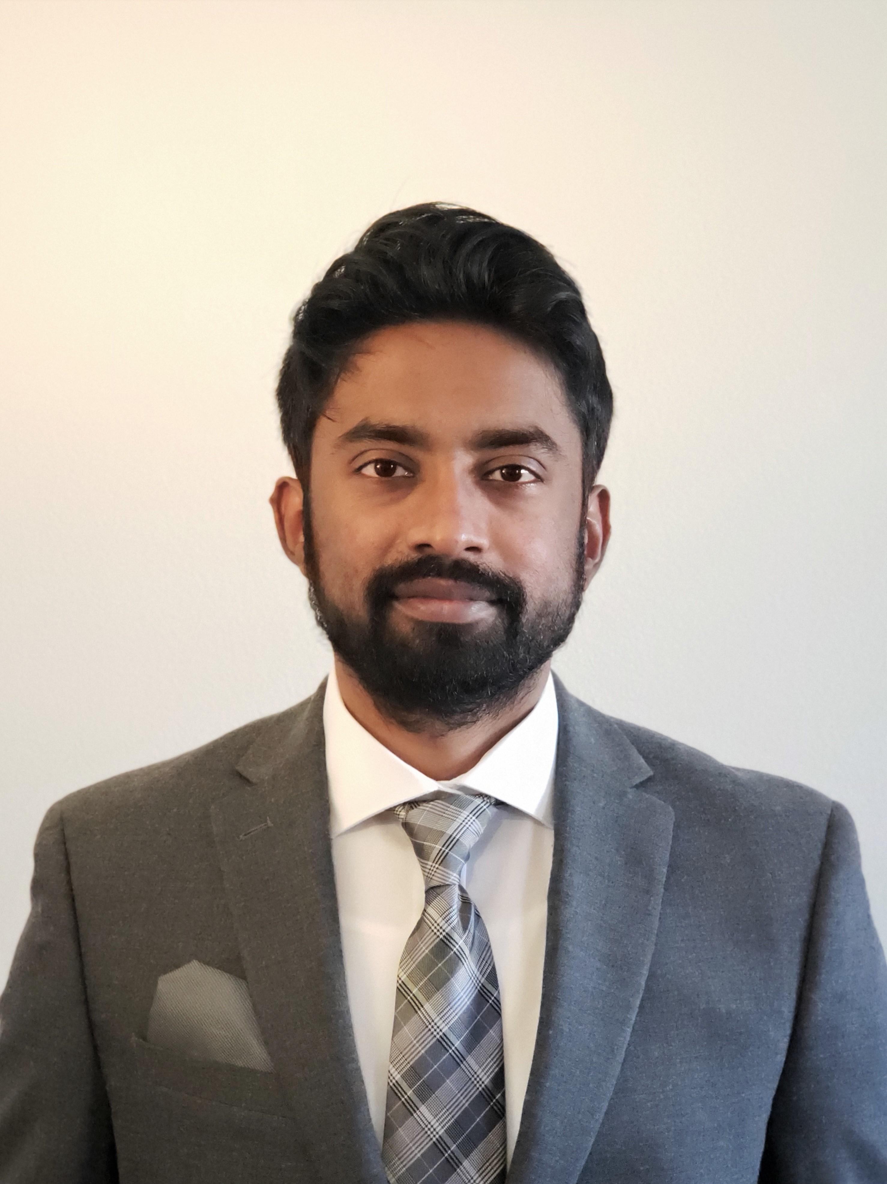 Vivek Labhishetty BSc, MSc, PhD